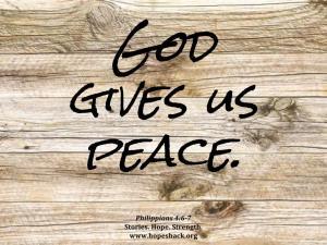 Philippians4 6-7