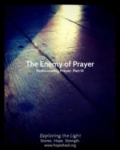 the-enemy-of-prayer